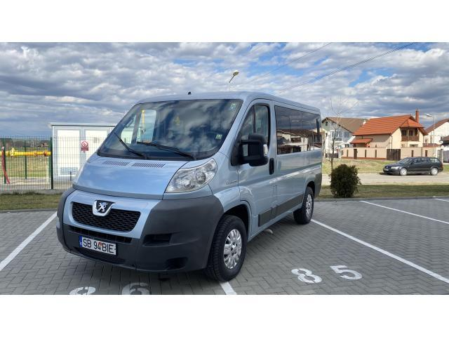 PEUGEOT BOXER 2.2 HDI 170 CP 2008 Euro 4 Fiscal Variante