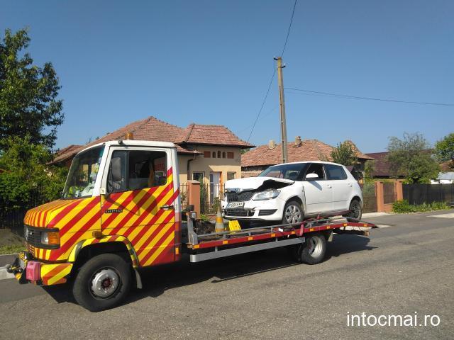 Tractări auto avariate Pitești autostrada A1