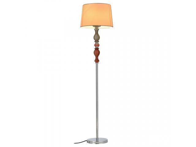 [lux.pro]® Lampa de podea eleganta - Landlord 1 x E 27 - 60W - alb