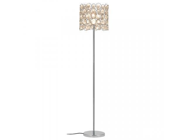 [lux.pro]® Lampa de podea eleganta - CrystalTree 1 x E 27 - 60W - crom