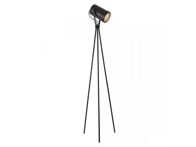 [lux.pro]® Lampadar Split, 151 x Ø: 12,5 cm, 1 x E27, max. 60W, metal/plastic, negru