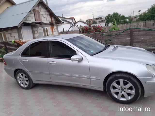 Mercedes - Benz C180 Kompressor, an 2002, AC, 163 CP