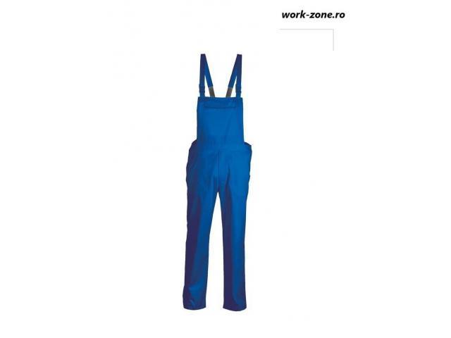 Salopetă de lucru Factory, Euro Protection, albastru, mărimea XXL
