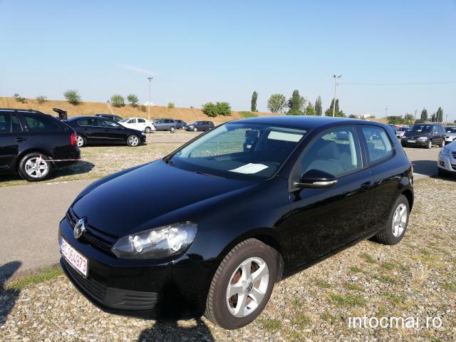 VW GOLF 6 1.4 BENZINĂ EURO 5 2009