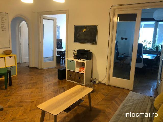 Închiriere apartament 5 camere C.A. Rosetti