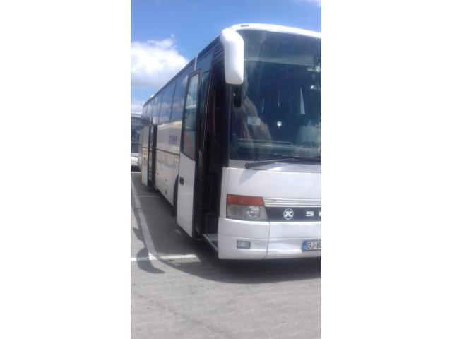 Autocar Setra 315 HD, AC, 52 locuri, LCD/DVD, stare perfecta