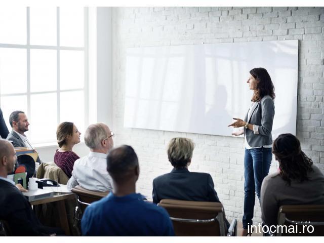 Curs FORMATOR -45% reducere, cu teorie online live cu profesorul