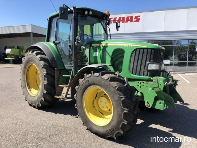 Tractor John Deere 6920S PREMIUM, an 2004, AC, 4x4, 9419 ore reale. IMPORT 2020