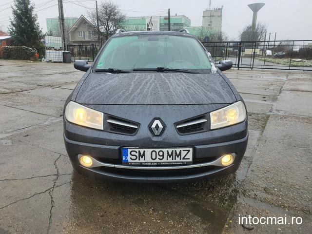 Renault Megane 2008 2.0 DCi 150 cp
