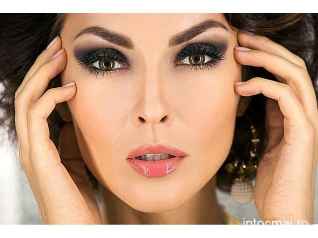 Curs MAKE UP-Modulul 1 -50% reducere
