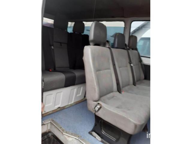 Microbuz Mercedes - Benz 2.9CDi Sprinter 212, servo-directie, 8 locuri pe scaune cu centuri