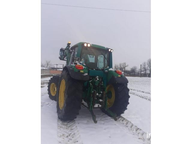 Tractor John Deere 6420 Premium TLS, 4x4, an 2004,  AC, incarcator John Deere 651