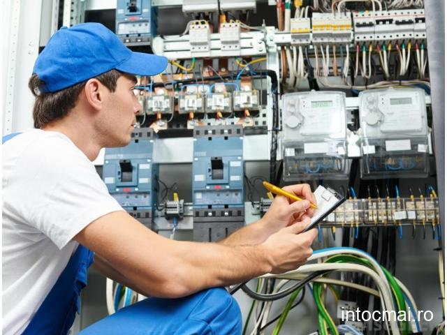 Curs ELECTRICIAN CONSTRUCTOR