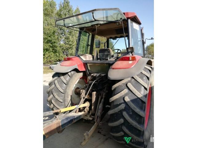 Tractor Fiat NewHolland M100 DT, 4x4, cutie mecanica, 100 CP