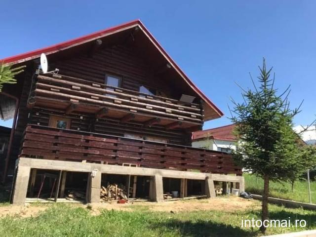 casa -cabana Bran