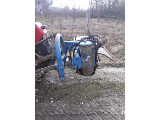 Freză agricolă cu palpator pentru livezi vie și arabil, model OMMAS, latime de lucru 1.80 metri