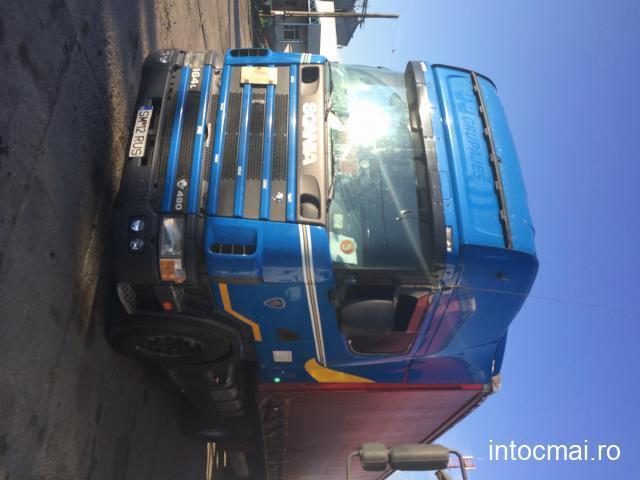 Dezmembrez Scania 164 V8