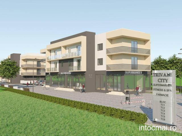 Apartament 2 camere in Trivale City