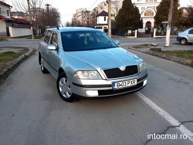skoda octavia II 1.9 diesel