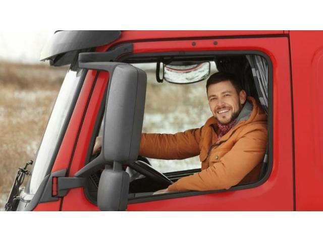 Șofer C+E comunitate 2400-2600 euro