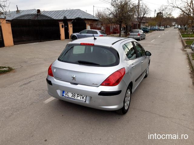 peugeot 308 1.6 hdi 6+1 trepte an 2009
