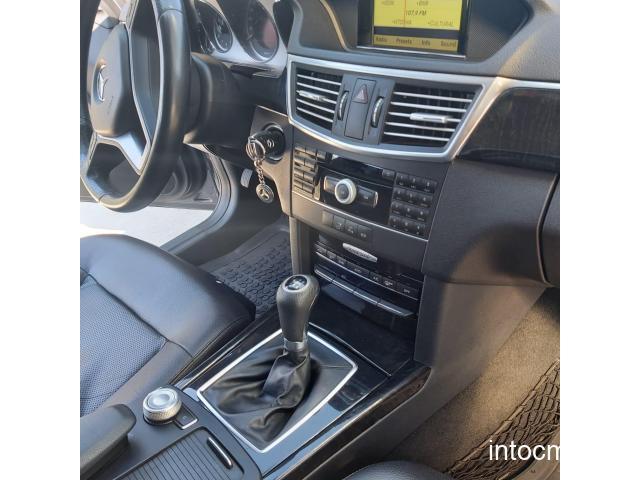 Mercedes - Benz E220, an 2012, Euro 5, cutie vit. 6+1, clima