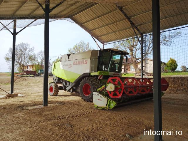 Combina agricola Claas Lexion 530 Montana, an 2007, AC, 4x4, import direct