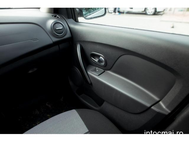 Dacia Logan 2017 Navigație 48.000 km