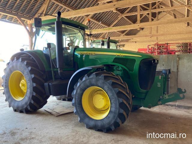 Tractor John Deere 8420, an 2005, AC-clima, 4x4, 300 CP, import