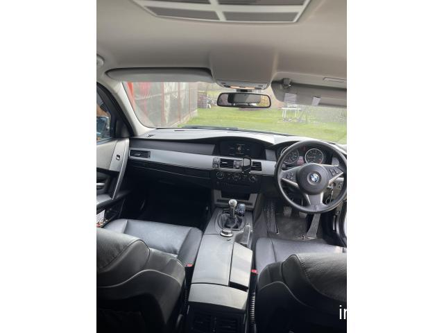 BMW E60 Volan dreapta