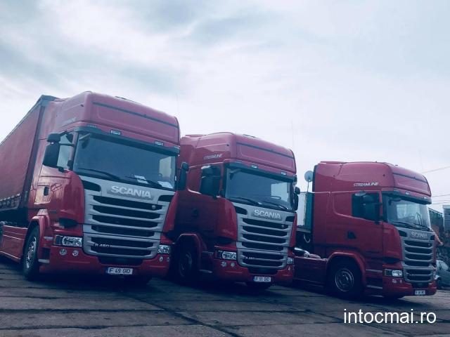 Șofer TIR tur-retur România-Polonia
