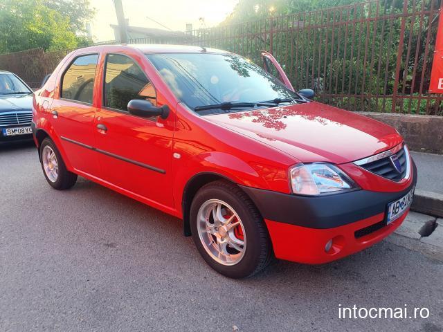Dacia Logan 2006 Laureatte AC