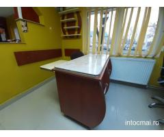 Mobilier salon de coafură