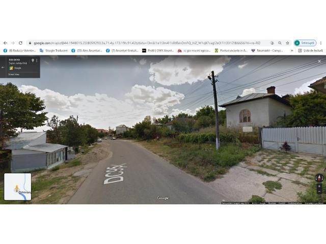 Casa 4 camere, 85 mp + beci + teren 1000 mp, 15 km de Craiova