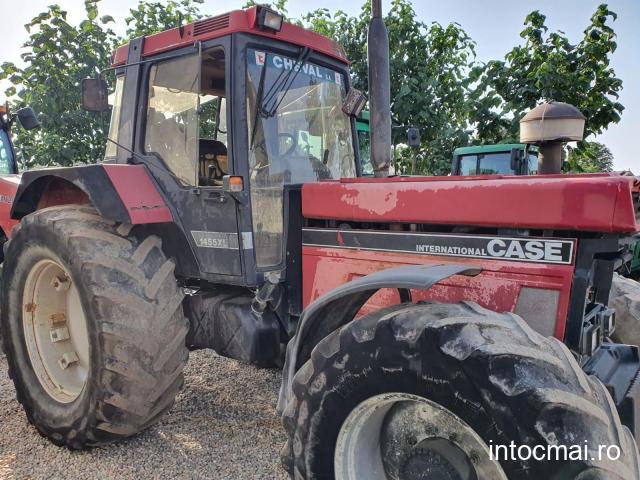 Tractor Case International 1455 XL, an 1992, tractiune 4x4, cutie mecanica