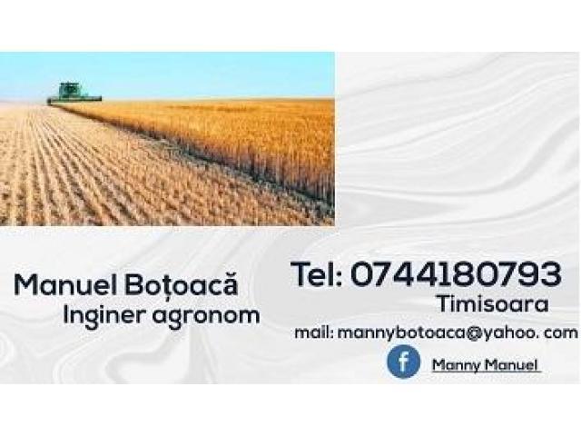Inginer agronom